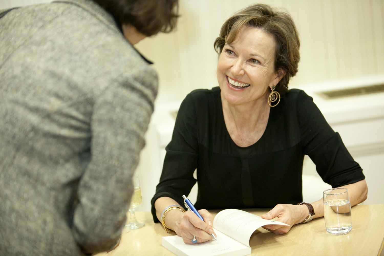 CEU Trustee Kati Marton Launches Candid New Memoir ...