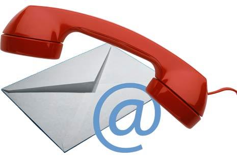 address to phone