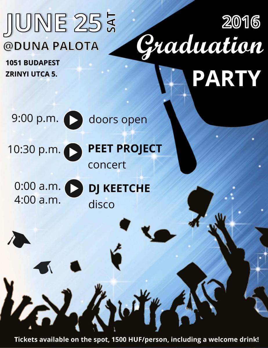 graduation party - Graduation Party