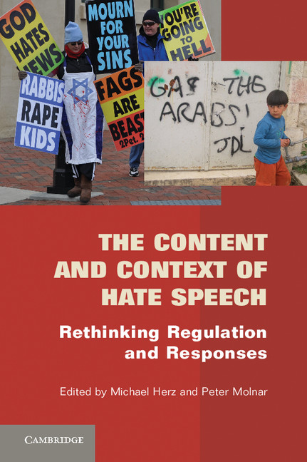 should hate speech be regulated on campus Read this social issues essay and over 88,000 other research documents hate speech, should it be regulated hate speech, should it be regulated hate speech, what.
