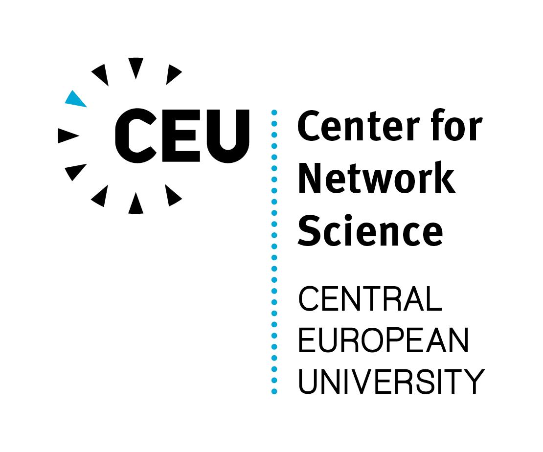 """Képtalálat a következőre: """"CEU Center for Network Science  logó"""""""