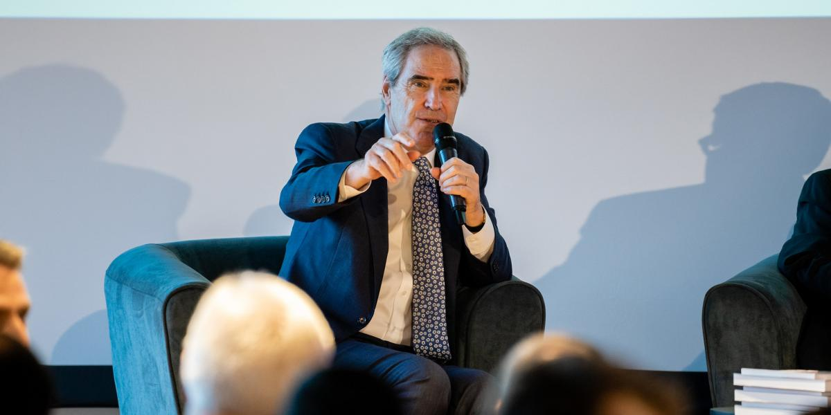 CEU President Michael Ignatieff and wife launch scholar fund to cultivate leadership