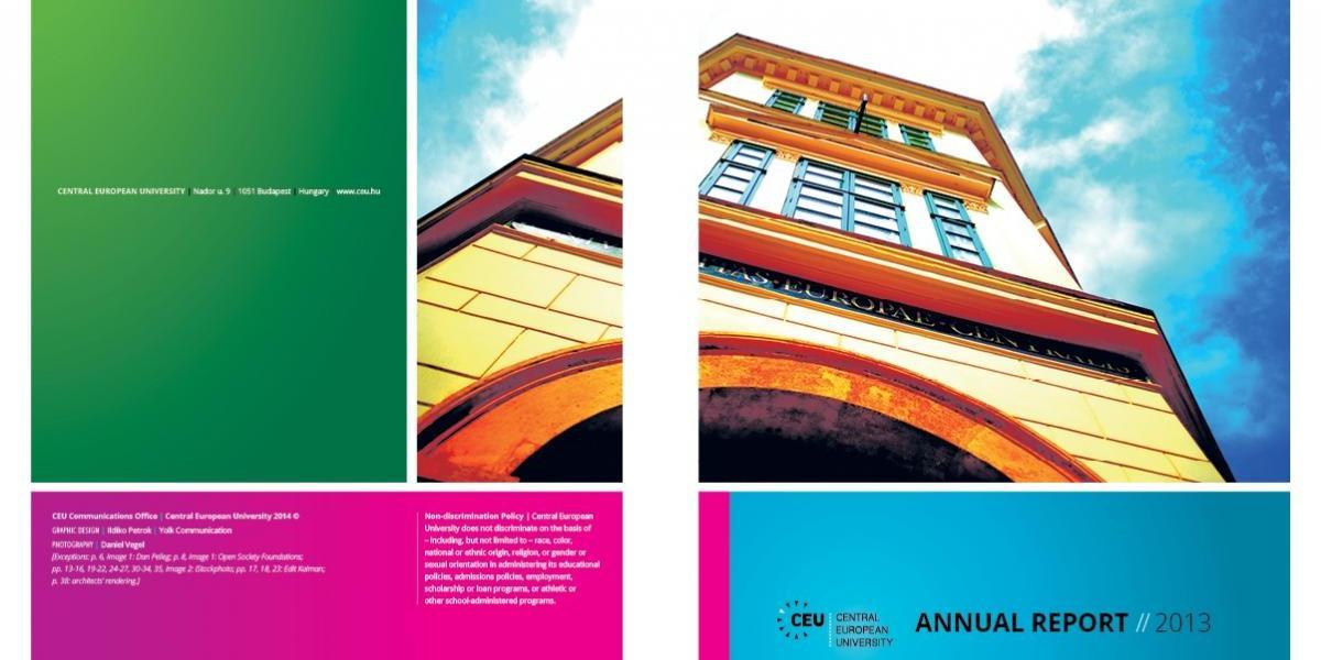 CEU Marketing Materials, Website Win Awards | Central