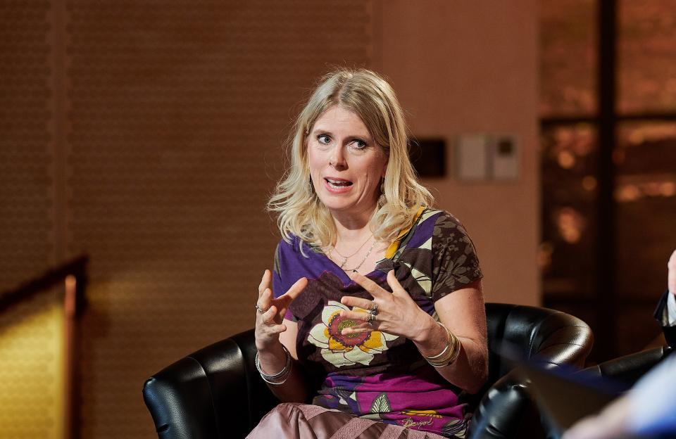Ürge-Vorsatz Diána, a CEU professzora, a Nobel-békedíjas Éghajlat-változási Kormányközi Testület (IPCC) mérsékléssel foglalkozó munkacsoportjának alelnöke
