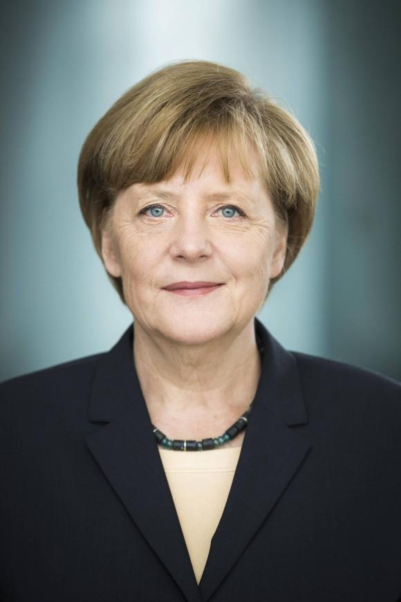 German Chancellor Angela Merkel Supports Ceu Central European University