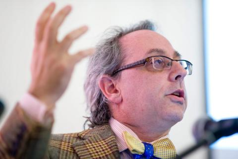 Roger Berkowitz, academic director of the Hannah Arendt Center for Politics and the Humanities at Bard College - Image credit: CEU - Daniel Vegel