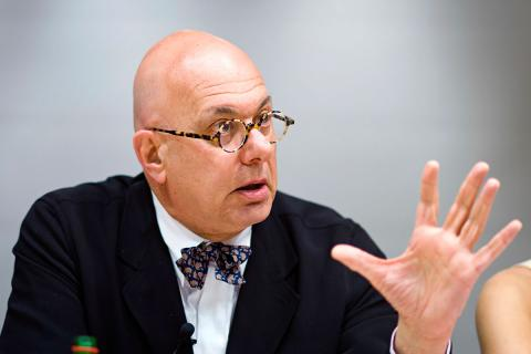 Leon Botstein, President of Bard College and Chairman of the CEU Board of Trustees. Photo: CEU/Daniel Vegel.
