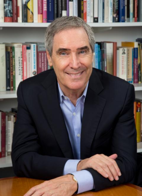 CEU President- and Rector-Elect Michael Ignatieff.