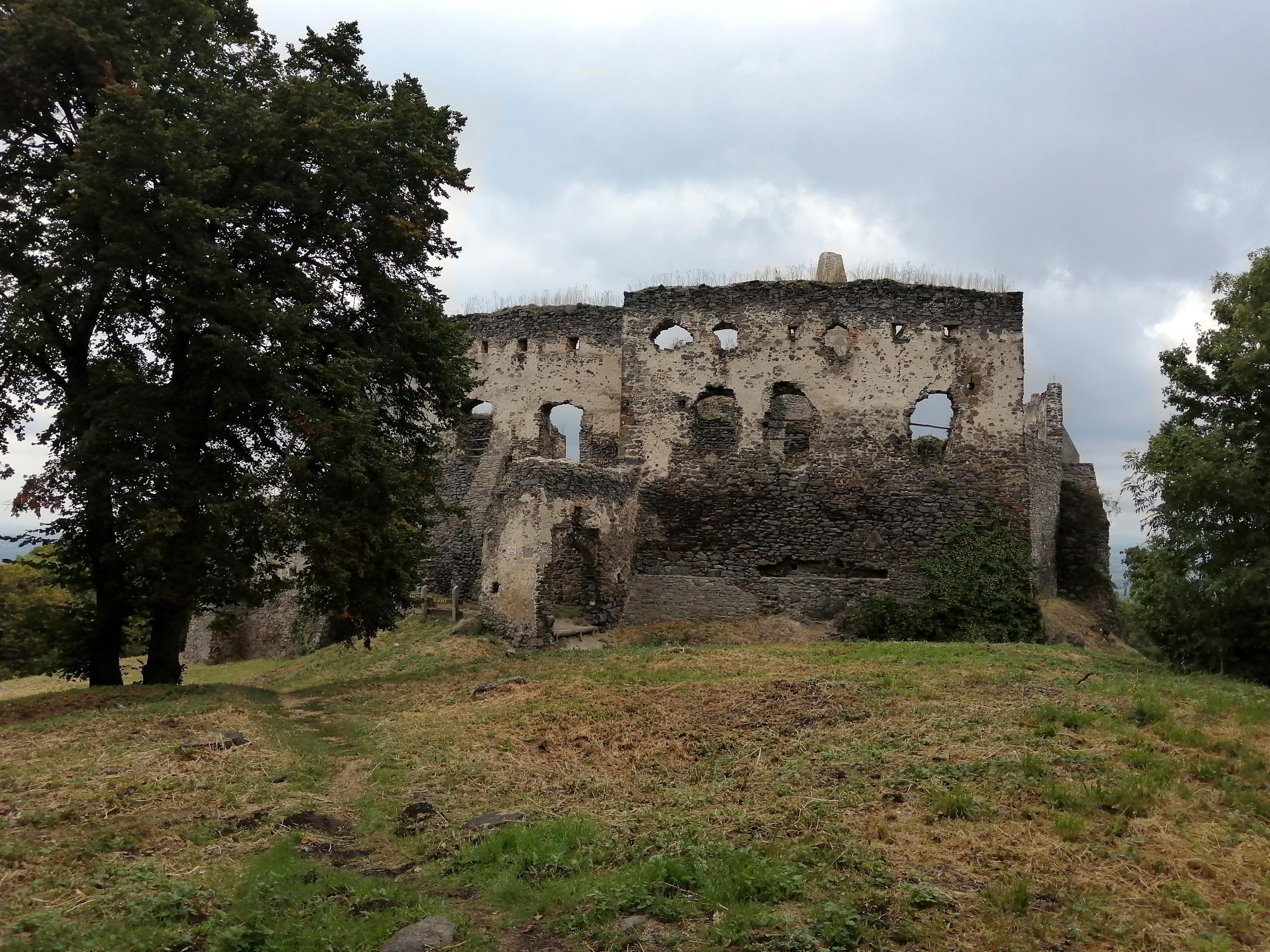 Somlo Castle