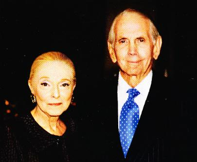 Ambassador Donald & Vera Blinken helped establish CEU's Legacy Giving Circle as founding chairs. Their exemplary bequest will create an endowed fund to sustain the research and public history programs of the Blinken Open Society Archives.