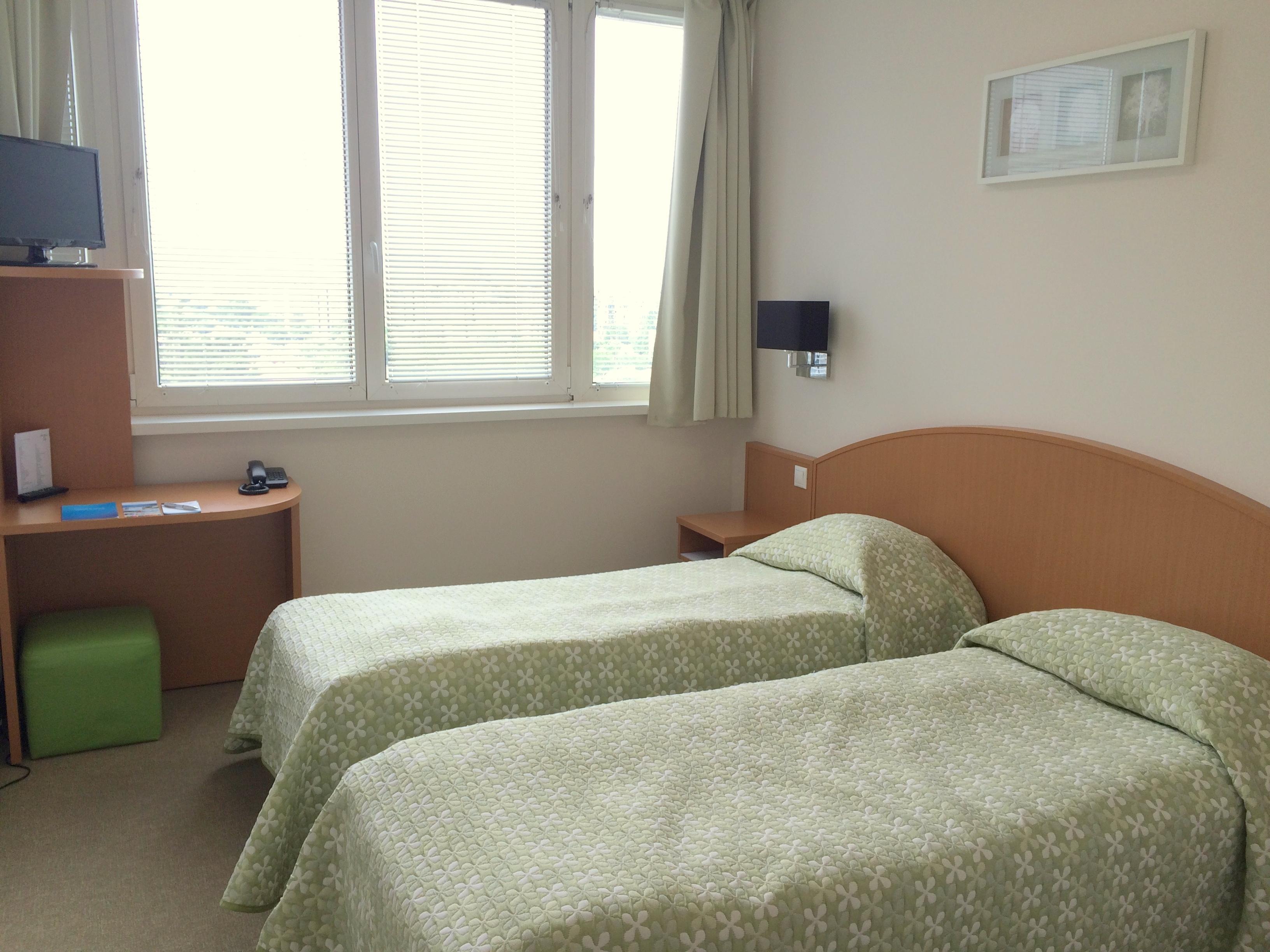 Residence Center room