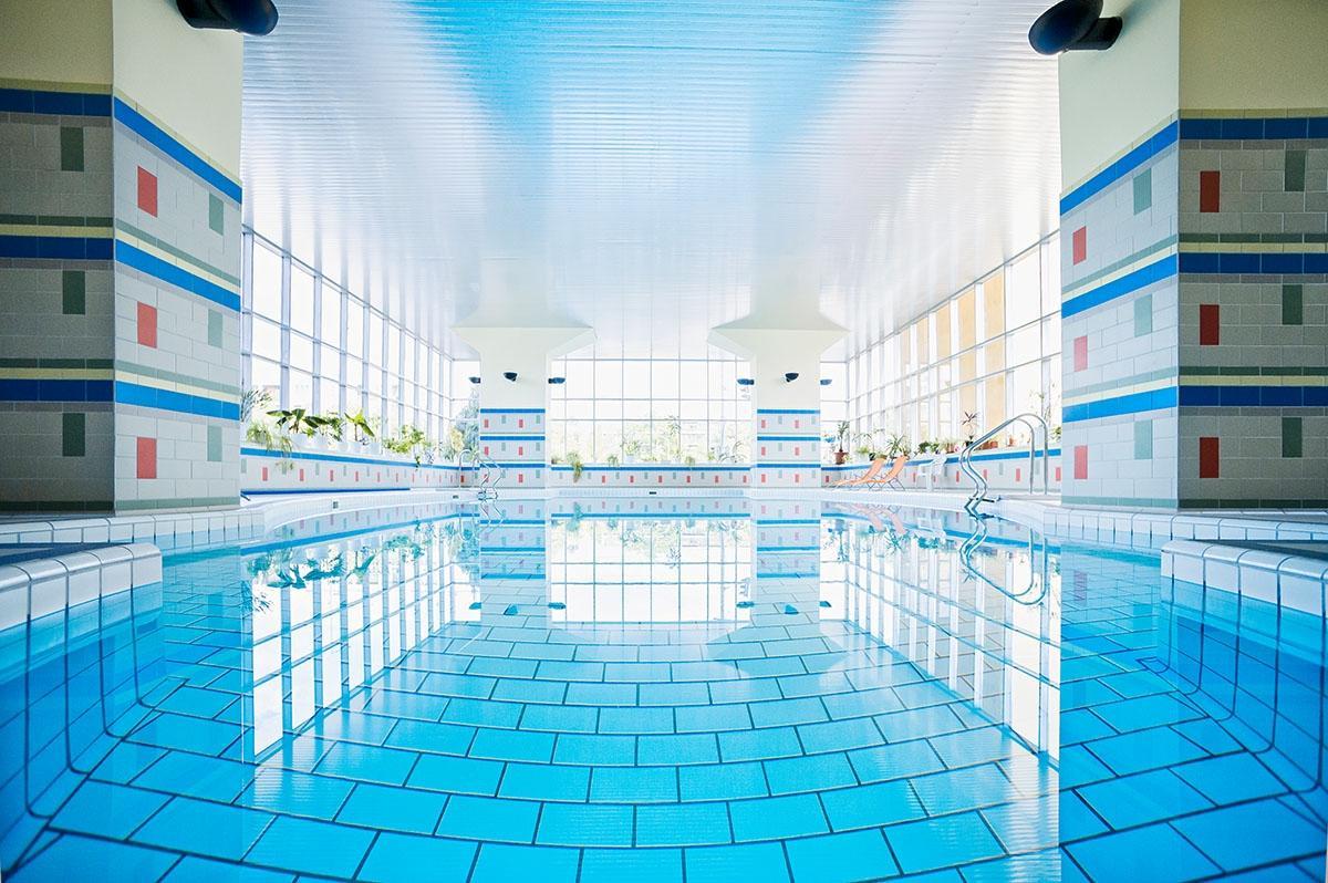 Residence Center pool