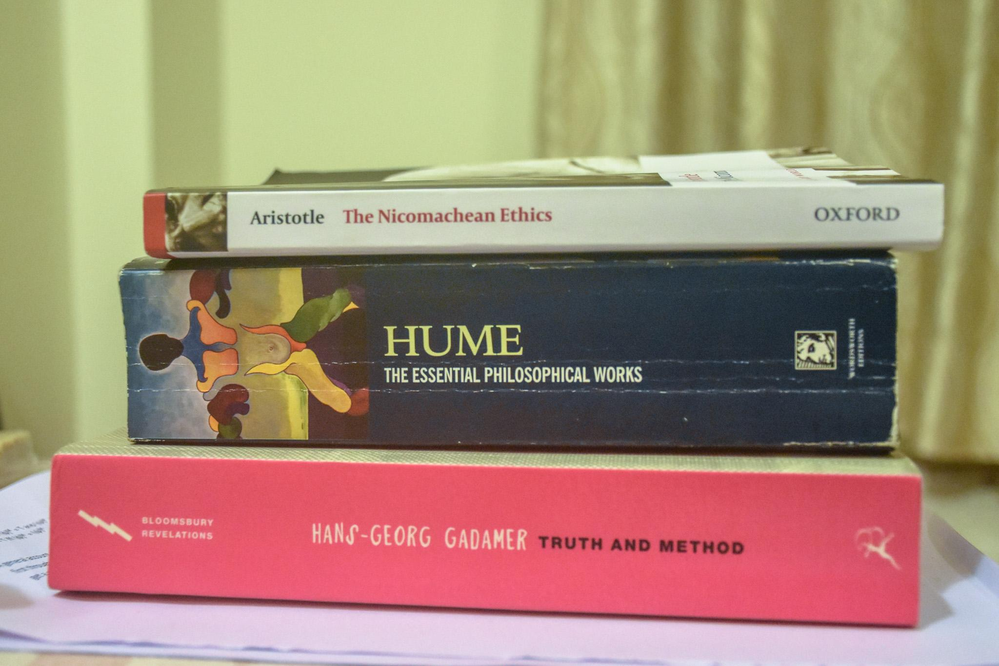 Books on philosophy