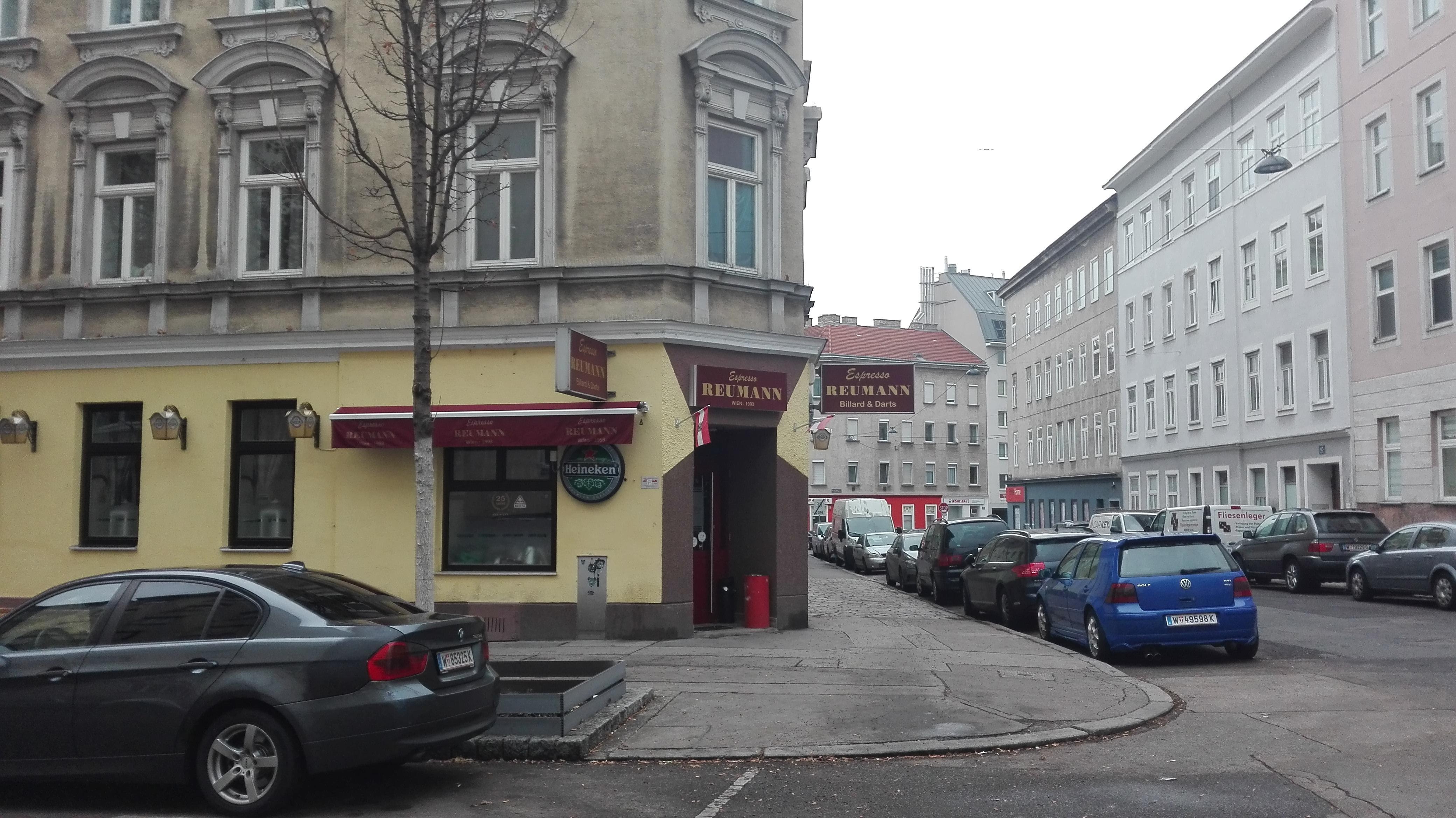 Espresso Reumann, Bürgergasse; Image Credit: Johana Cernochova