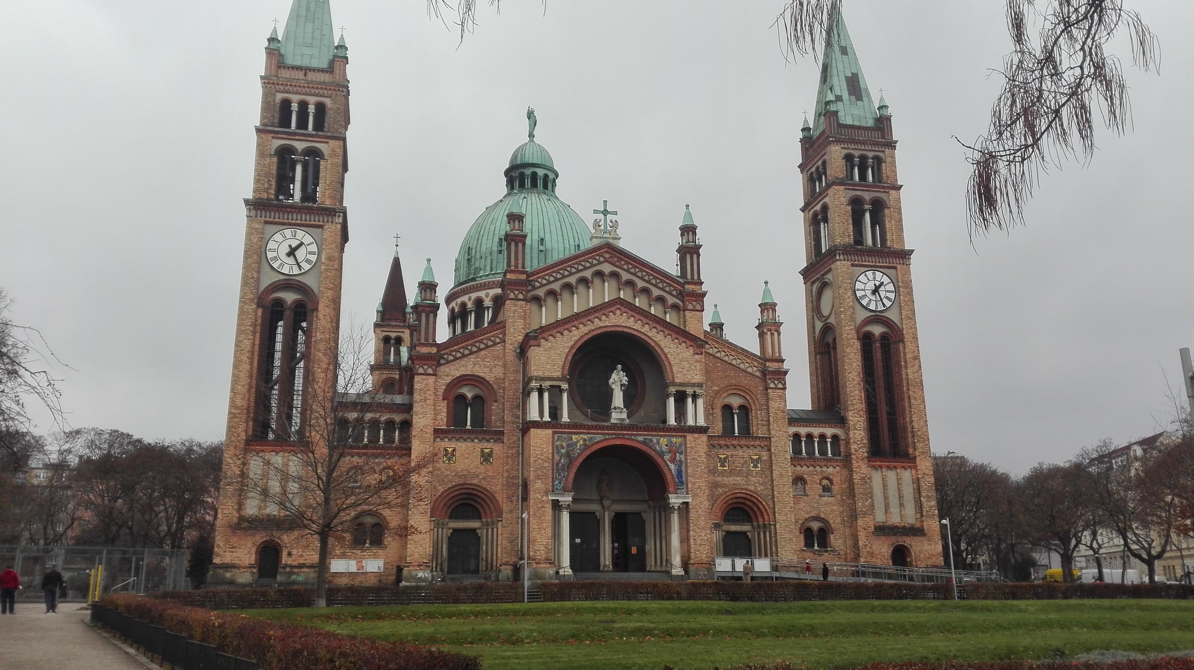 Kirche St. Anton von Padua; Image Credit: Johana Cernochova