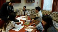 Saturday school kids mentoring