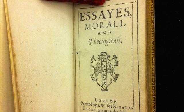 How English Literature Became Informative Francis Bacon The Essays  How English Literature Became Informative Francis Bacon The Essays And  The New Atlantis